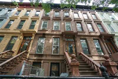 Brooklyn Multi Family Home For Sale: 209 Jefferson Ave