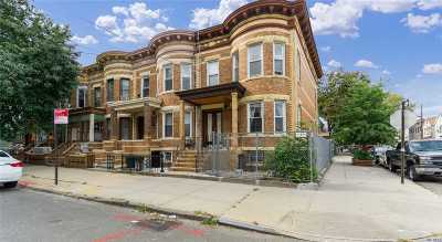 Brooklyn Multi Family Home For Sale: 323 Etna St