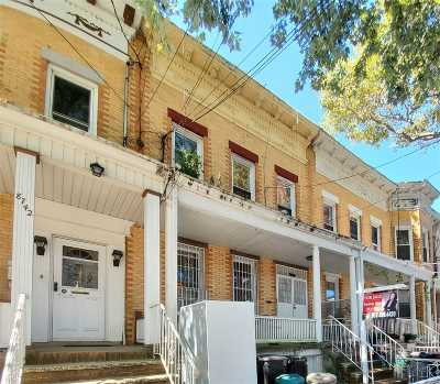 Woodhaven Multi Family Home For Sale: 87-40 86th St