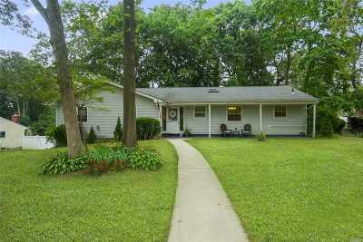 Nesconset Single Family Home For Sale: 7 Maple Glen Ln