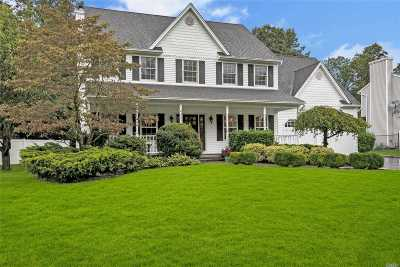 Smithtown Single Family Home For Sale: 9 Crystal Ct