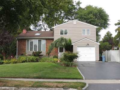 Wantagh Single Family Home For Sale: 1269 Jonathan Ln