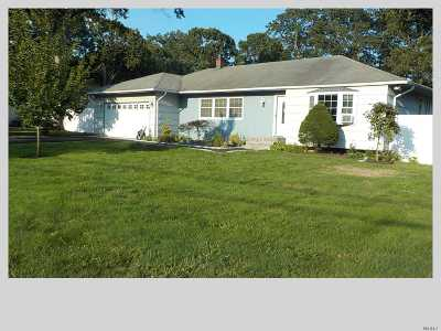 Holtsville Single Family Home For Sale: 61 Frances Blvd