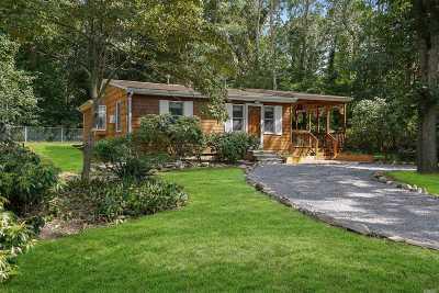 Lake Grove Single Family Home For Sale: 15 Cedar Grove Ave