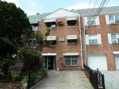 Jackson Heights Multi Family Home For Sale: 30-16 71 St