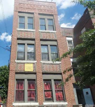 Brooklyn Multi Family Home For Sale: 719 Miller Ave