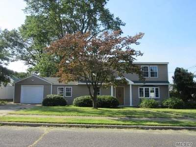 Wantagh Single Family Home For Sale: 3354 Jackson Ave