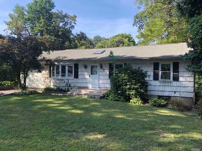 Kings Park Single Family Home For Sale: 48 Longfellow Dr