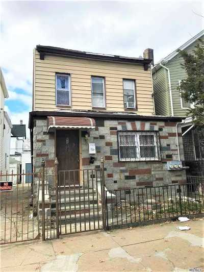 Brooklyn Multi Family Home For Sale: 66 Van Siclen Ave
