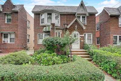 Queens Village Single Family Home For Sale: 89-13 Vanderveer St