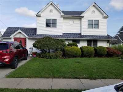 Levittown Single Family Home For Sale: 156 Bloomingdale Rd