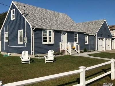 Lindenhurst Single Family Home For Sale: 765 Shore Walk