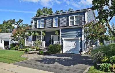 Farmingdale Single Family Home For Sale: 23 Maple Ave