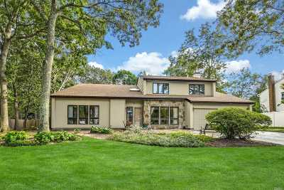 Commack Single Family Home For Sale: 27 Jill Dr