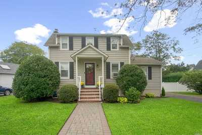 Amityville Single Family Home For Sale: 258 Richmond Ave