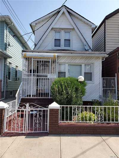 Brooklyn Single Family Home For Sale: 573 E 51st St