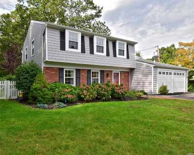 Setauket Single Family Home For Sale: 4 Villet Dr