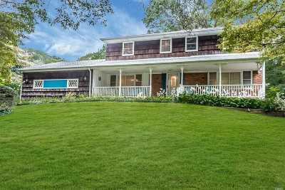 Dix Hills Single Family Home For Sale: 33 Foxhurst Rd