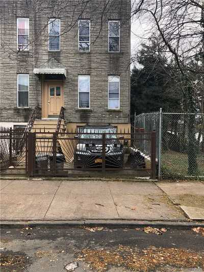 Brooklyn Multi Family Home For Sale: 1266 Madison St