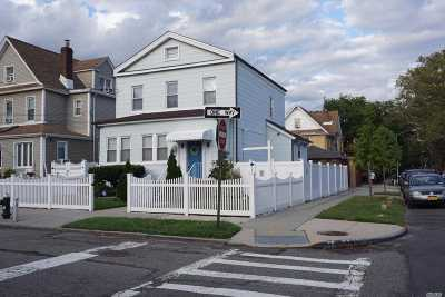 Woodhaven Multi Family Home For Sale: 87-91 94th St