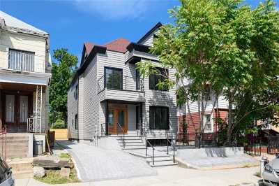 Brooklyn Multi Family Home For Sale: 181 Arlington Ave