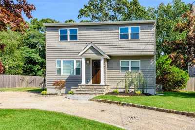 West Islip Single Family Home For Sale: 63 Haynes Ave