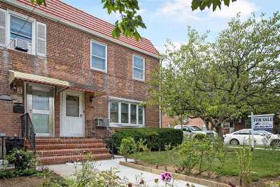 Fresh Meadows Multi Family Home For Sale: 174-02 Jewel Ave