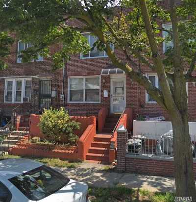 Single Family Home For Sale: 123-39 Inwood Street