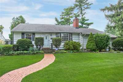 Wantagh Single Family Home For Sale: 2906 Montgomery St