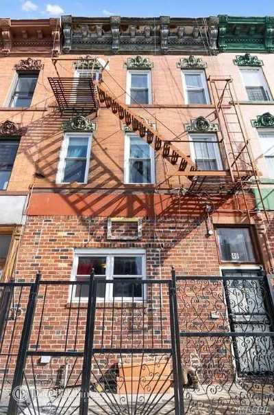 Brooklyn Multi Family Home For Sale: 49 Rockaway Ave