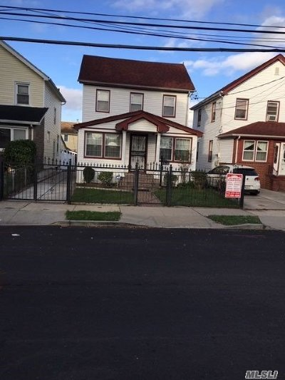 Queens Village Single Family Home For Sale: 94-26 214th Pl