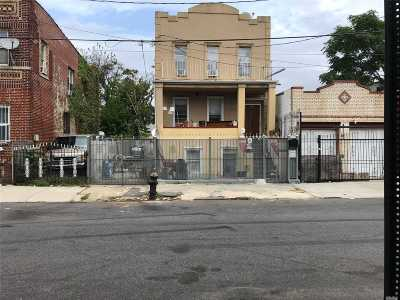 Brooklyn Multi Family Home For Sale: 29 Louisiana Ave