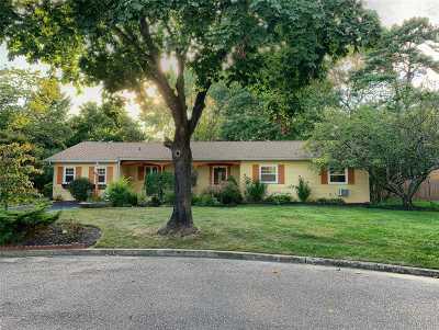 Shoreham Single Family Home For Sale: 8 South Trl