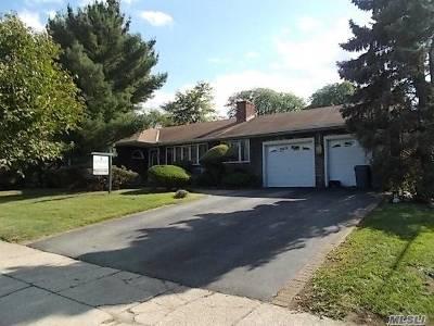 Westbury NY Single Family Home For Sale: $599,000
