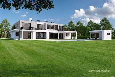 Bridgehampton NY Single Family Home For Sale: $14,995,000