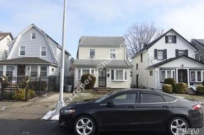 Queens Village Single Family Home For Sale: 94-11 Vanderveer St