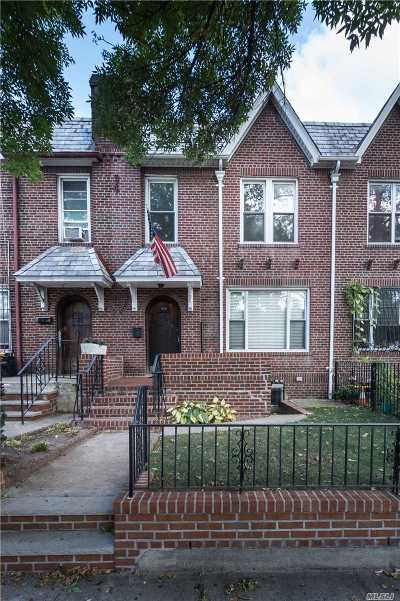 Woodside Multi Family Home For Sale: 33-37 69th St