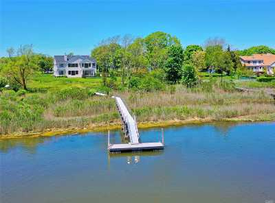 Eastport NY Single Family Home For Sale: $1,999,000