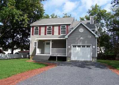 Mastic Beach NY Single Family Home For Sale: $299,999