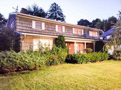 Rockville Centre Single Family Home For Sale: 16 Devon Rd