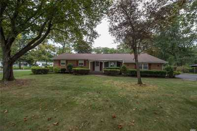 Nesconset Single Family Home For Sale: 1 South Ct