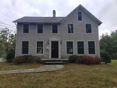 Port Jefferson Single Family Home For Sale: 311 Thompson St