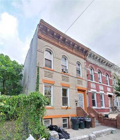 Brooklyn Multi Family Home For Sale: 591 Warwick St