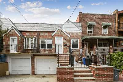 Astoria Single Family Home For Sale: 25-84 45th St