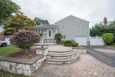 Plainview Single Family Home For Sale: 138 Orchard St