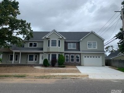 Levittown NY Single Family Home For Sale: $859,999