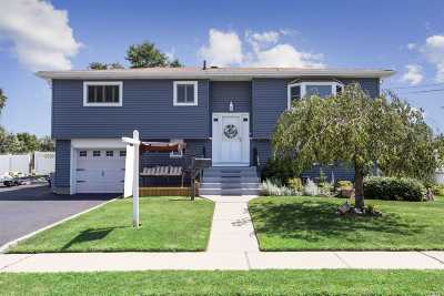 Copiague Single Family Home For Sale: 379 Jervis Ave