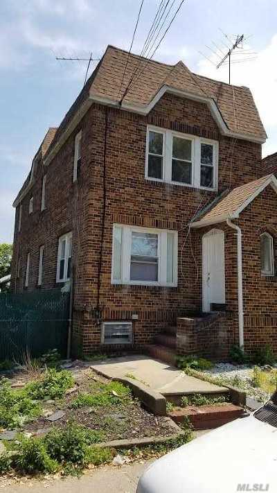 Middle Village Multi Family Home For Sale: 62-51 84th Pl