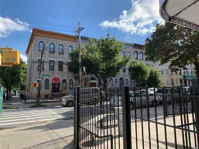 Brooklyn Multi Family Home For Sale: 106 St Nicholas Ave