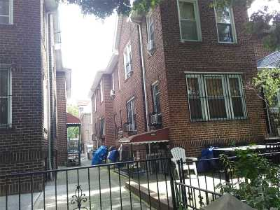 Jackson Heights Multi Family Home For Sale: 34-25 89th St